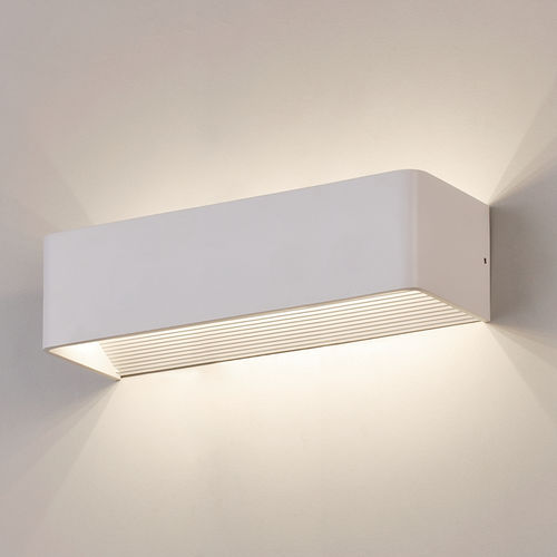 Elegante LED Wandleuchte ICON 360 x 80