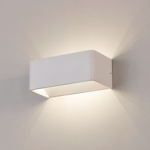 Elegante LED Wandleuchte ICON 200 x 80