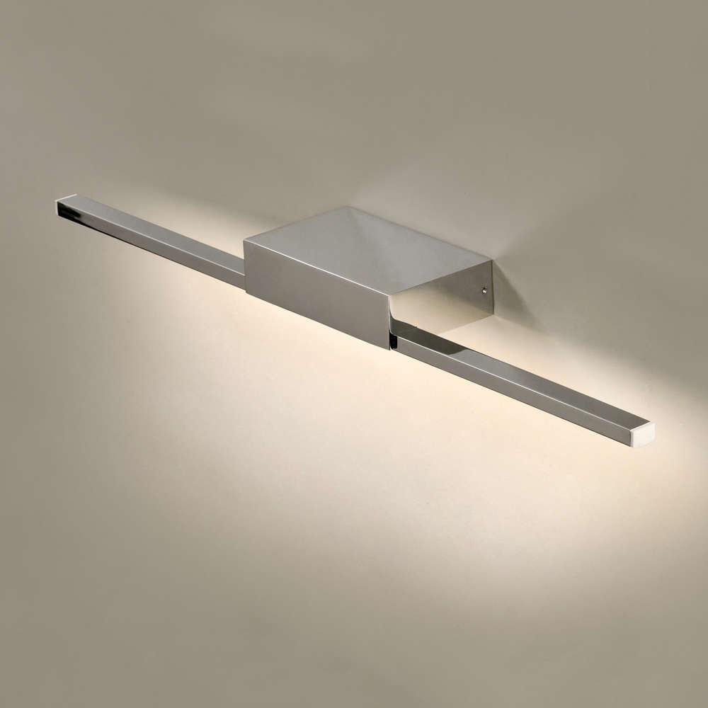 Moderne LED-Bad-Spiegelleuchte YEI in drei Größen