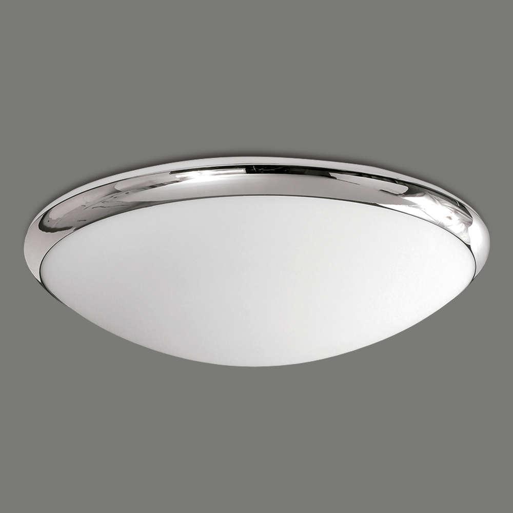 Schlichte Badezimmer Deckenlampe Esus in zwei Größen